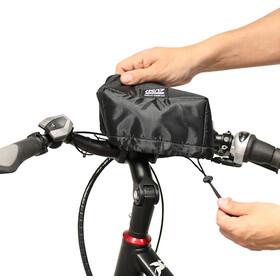 NC-17 Connect Display Cover 2.0 - Protección de partes - para displays de E-Bike negro